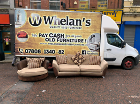 3 seater sofa & cuddle chair from DFS £175