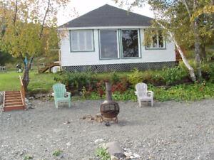 Chalet à louer,  Lac Baker N.B.- Cottage,  Baker Lake N.B.