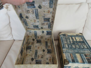 Assorted Storage Baskets & Decorative Boxes (All priced below) Kitchener / Waterloo Kitchener Area image 10
