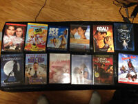 Lots of NEW condition DVD's $4.00 Each!