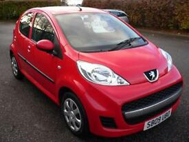 Peugeot 107 1.0 12v Urban 1 previous owner cheap road tax