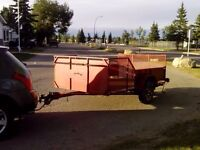 Utility trailer for sale 10'x6'