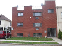 Large, newly renovated 2 bedroom apartment with private parking