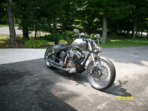 Custom Built Motorcycle For Sale