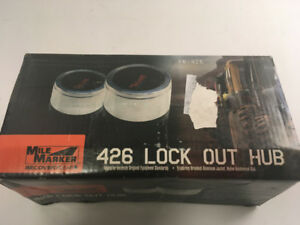 Mile Marker 426 Lock out Hub