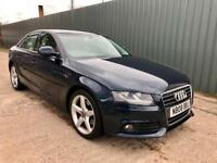 AUDI A4 2.0 TDI 143 SE DIESEL FULL LEATHER INTERIOR