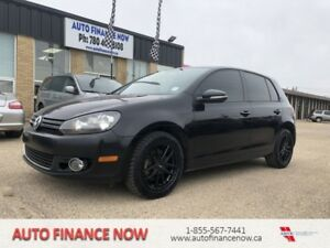 2011 Volkswagen Golf NEW TIRES RIMS TDI LEATHER LOADED CHEAP