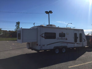 Toy Hauler / Roulotte Cargo Gulfstream 24 pds West Island Greater Montréal image 3