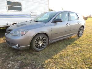 2005 Mazda Mazda3 Sport Hatchback
