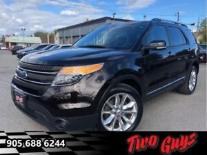 2014 Ford Explorer XLT  Panoroof -Leather Seats -Ecoboost