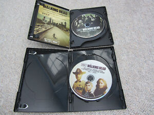 The Walking Dead on DVD - Seasons 1 & 2 London Ontario image 2