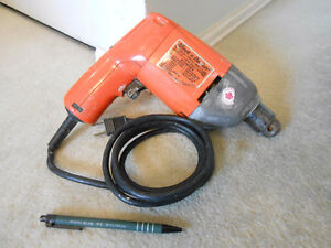 Used Hand and Electric Tools