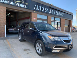2012 Acura MDX, AWD, 7 PASSENGER! FRESH SAFETY! NO ACCIDENTS!