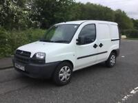 Fiat Doblo Cargo**12 MONTHS MOT**PART EXCHANGE TO CLEAR*