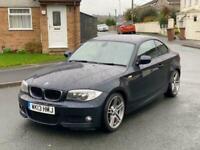 2013 BMW 1 Series 2.0 118D SPORT PLUS EDITION 2d 141 BHP Coupe Diesel Manual