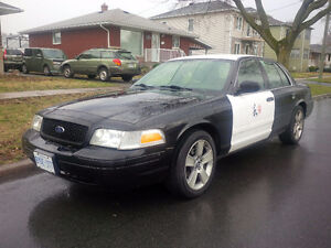 2010 Ford Crown Victoria - etested & safetied!