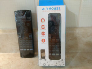 AIR MOUSE  2.4G MOTION SENSING  LIGHTS UP IN THE DARK