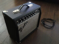 Fender-Frontman 15R- REVERB, Perfect Condition
