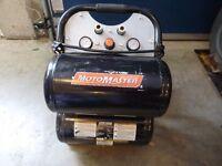MotoMaster 5 gallon Air Compressor