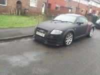 Audi TT RS MATT BLACK 98000