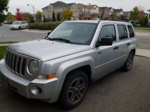 2009 Jeep Patriot with Upgrades - Negotiable