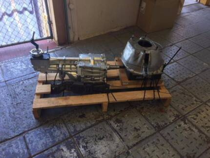 COMMODORE VS T5 GEARBOX CONVERSION KIT TO SUIT V8 $3500 Belfield Canterbury Area Preview