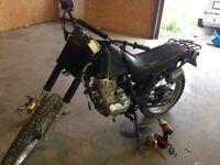 Lifan 200 for parts or repair
