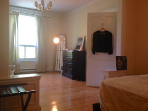 Gorgeous double room in 5 ½ in Mile End