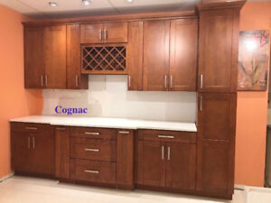 SOLID WOOD Kitchen Cabinets Delivered to you in 1 week