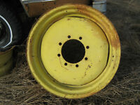 John Deere front wheel assist rims