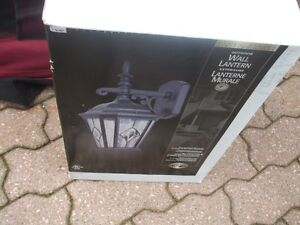 New in the Box Outdoor Light Kitchener / Waterloo Kitchener Area image 1