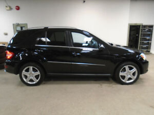 2010 MERCEDES ML550 AMG PKG! 99,000KMS! MINT! ONLY $19,900!!!!