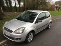 2006 Ford Fiesta 1.4 Zetec Climate-1 previous owner-12 months mot-service history-exceptional value