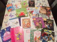 Children's books x 18