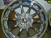 "BOSS CHROME 20"" W/5X4.75BC (CHEVY) London Ontario Preview"