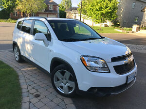 For Sale 2012 Chevy Orlando 2LT 7 Seater - Excellent Condition