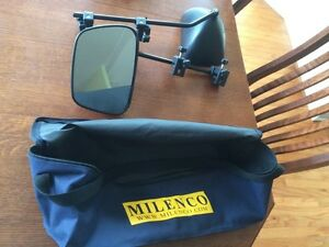 Milenco Grand Aero Towing Mirrors