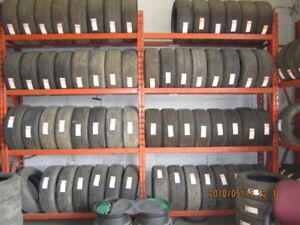 NEW AND GOOD USED TIRES