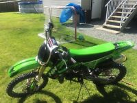 2011 Kawasaki KX 100 For Sale