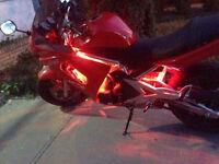 2007 Kawasaki ninja for sale or good trades!!