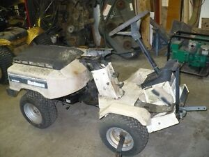 Bolens Tractor Buy Or Sell A Lawnmower Or Leaf Blower In