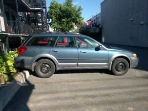 Subaru Legacy Outback 2,5XT STI