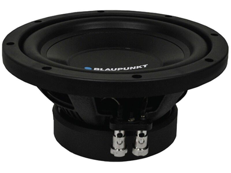 Single Voice Coil Subwoofer 10 600-Watts Power High-Quality Polypropylene Cone