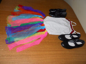 Set of ballet costumes - 5T
