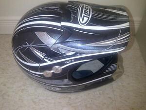 Gmax Motocross Helmet (Black) $40