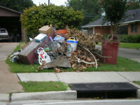 Affordable trash and junk removal services = #1 Low Price