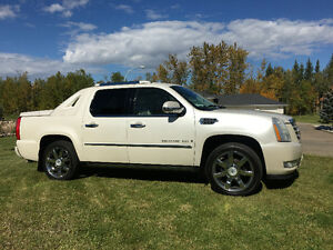 2008 Cadillac Escalade EXT ULTRA LUXURY Pickup Truck