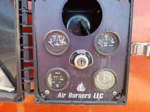 Air burner....S 327 air curtain burner Strathcona County Edmonton Area image 7