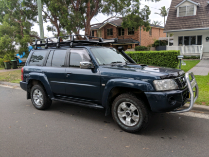 2005 Nissan GU Patrol Grays Point Sutherland Area Preview