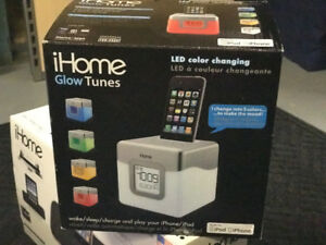 iHome Glow Brand New Sealed in the box
